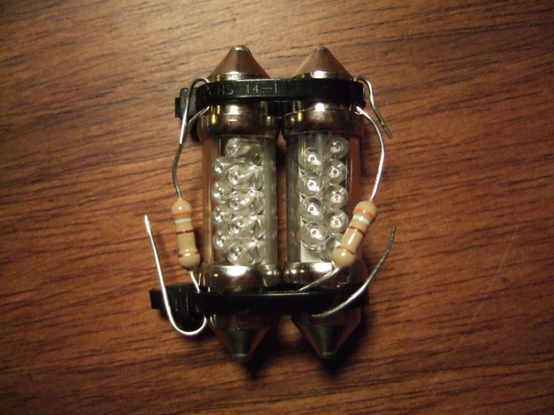 Plafoniere Con Lampadine : Foto e istruzioni lampadine a led per alfa romeo