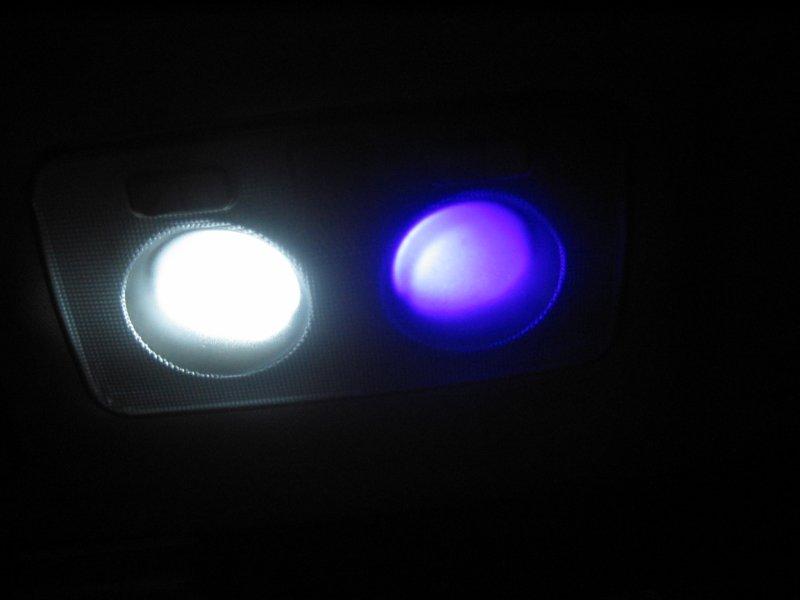 Plafoniere Per Auto : Foto e istruzioni lampadine a led per alfa romeo